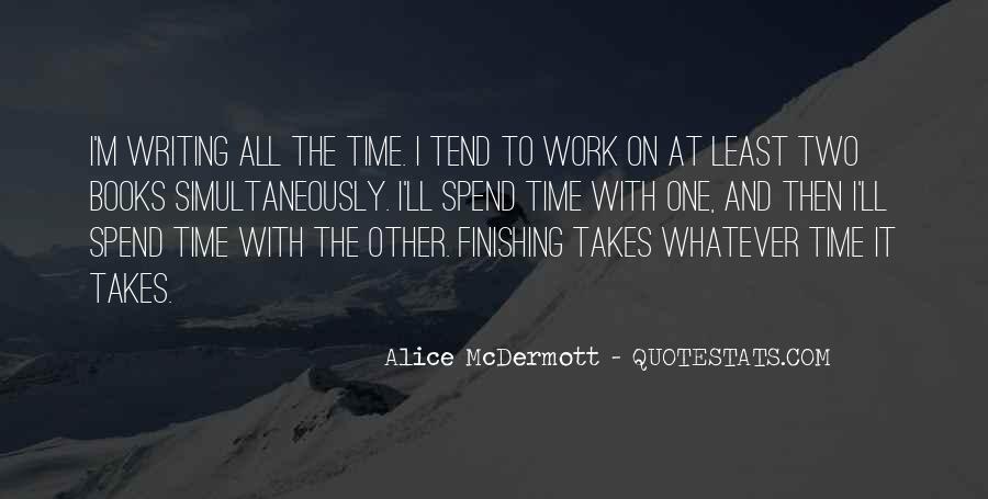 Someone Alice Mcdermott Quotes #162773