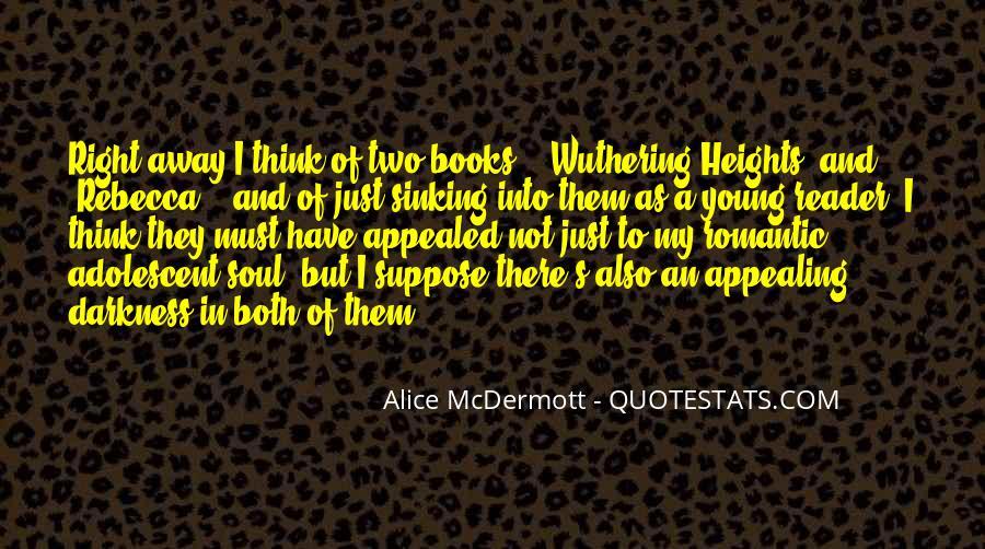 Someone Alice Mcdermott Quotes #220030