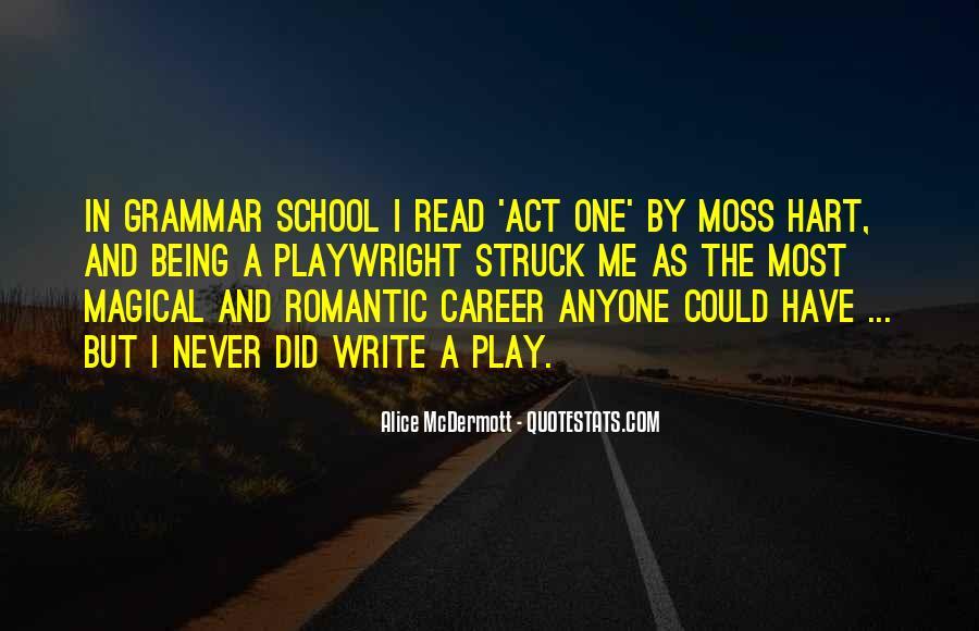 Someone Alice Mcdermott Quotes #226552