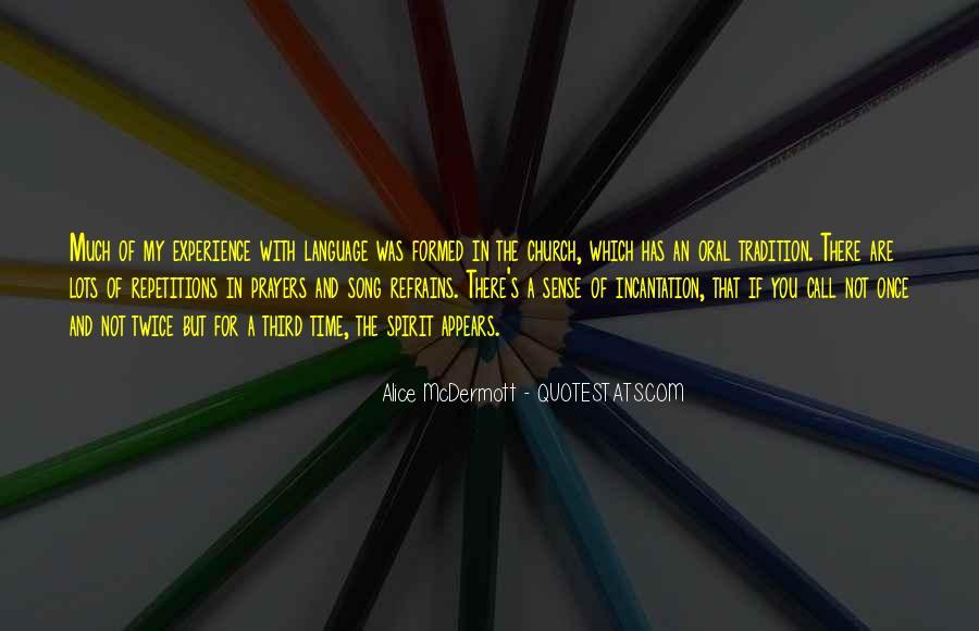 Someone Alice Mcdermott Quotes #316822