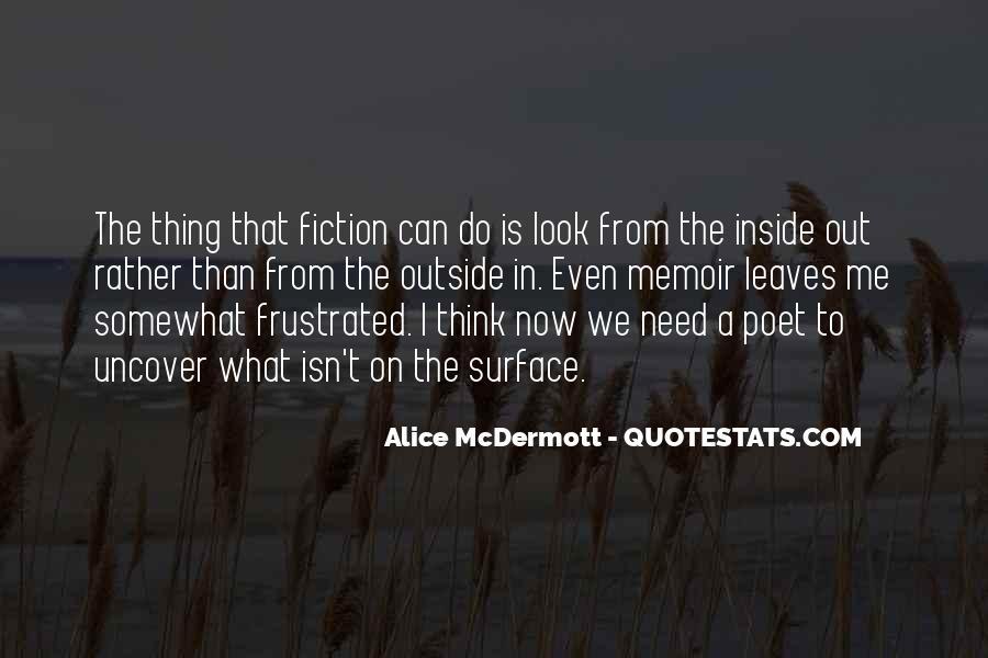 Someone Alice Mcdermott Quotes #343989