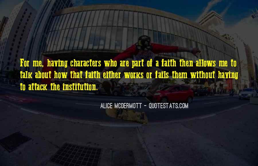 Someone Alice Mcdermott Quotes #347956