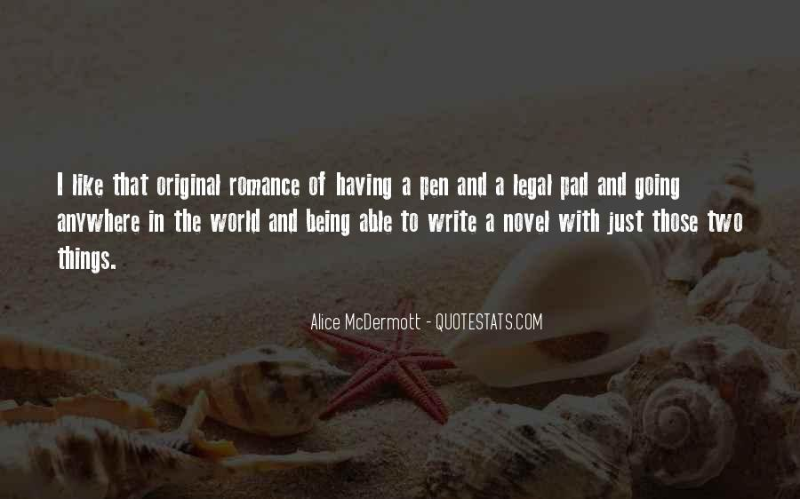 Someone Alice Mcdermott Quotes #353507