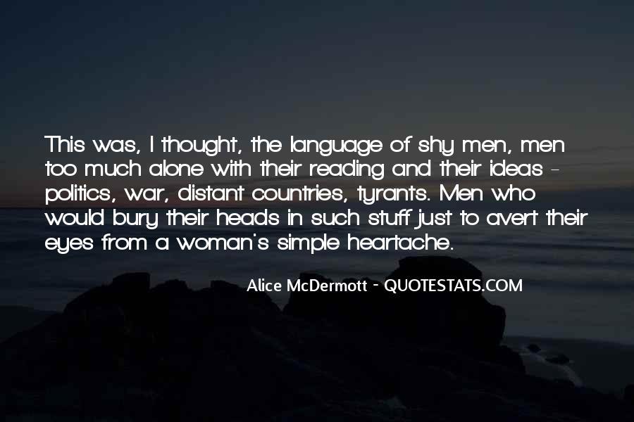 Someone Alice Mcdermott Quotes #396341