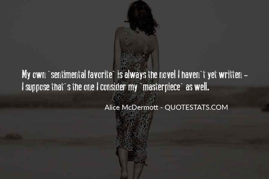 Someone Alice Mcdermott Quotes #442993