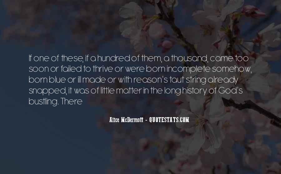 Someone Alice Mcdermott Quotes #48109