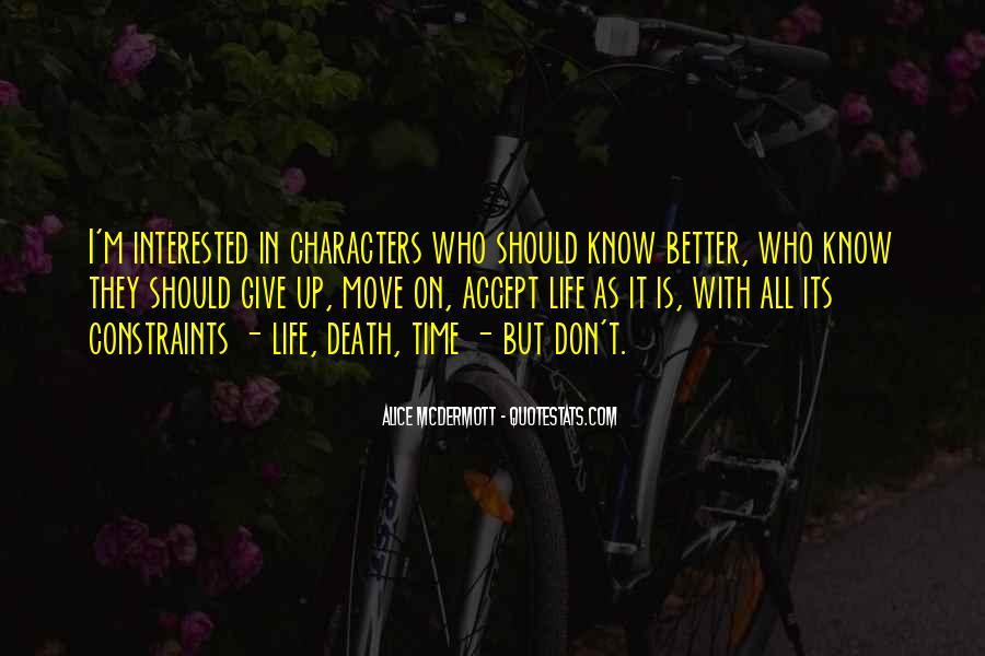 Someone Alice Mcdermott Quotes #549900
