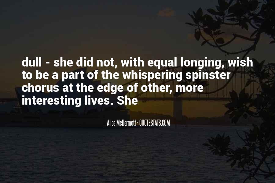 Someone Alice Mcdermott Quotes #664133