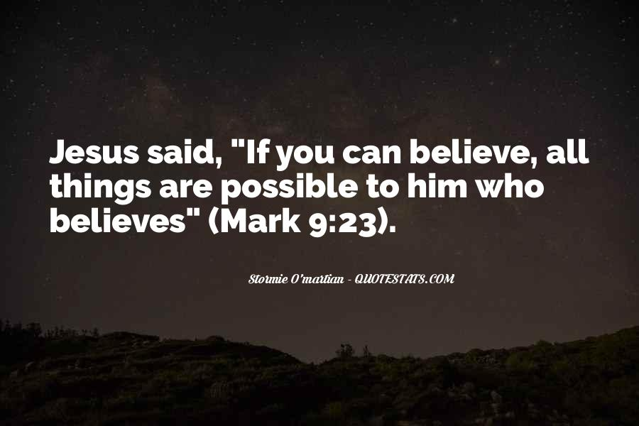 Someone Believes In You Quotes #16107