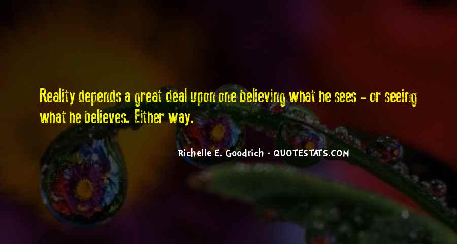 Someone Believes In You Quotes #17484