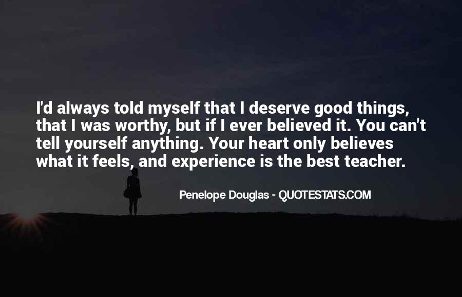Someone Believes In You Quotes #48751