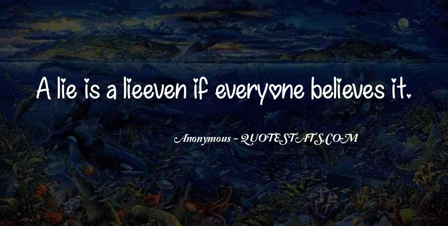Someone Believes In You Quotes #69631
