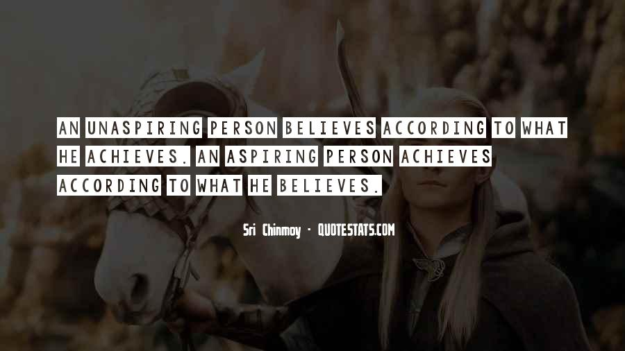 Someone Believes In You Quotes #7599
