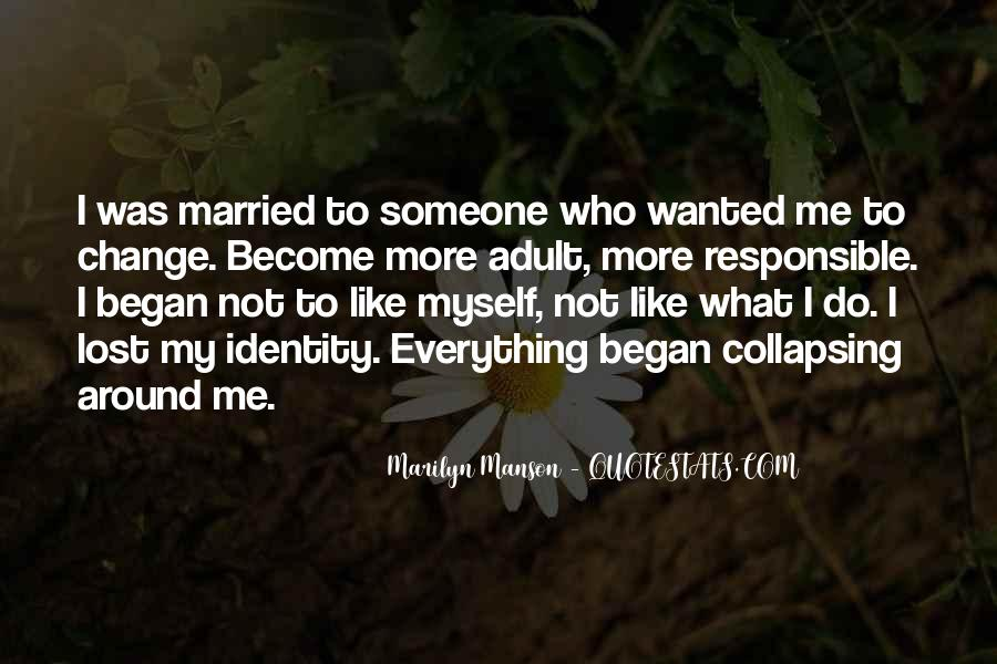 Someone Not Like Me Quotes #111270