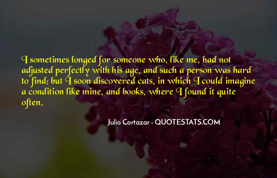 Someone Not Like Me Quotes #840093