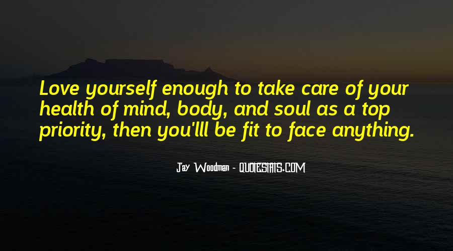 Someone To Take Care Of Me Quotes #26074