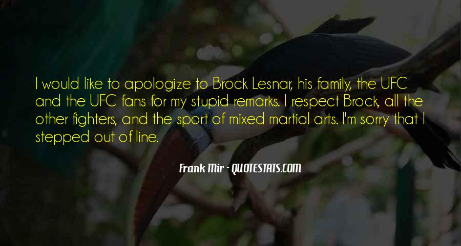 Quotes About Stupid Family #1048328