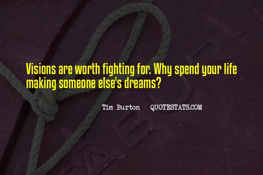 Someone Worth Quotes #110394