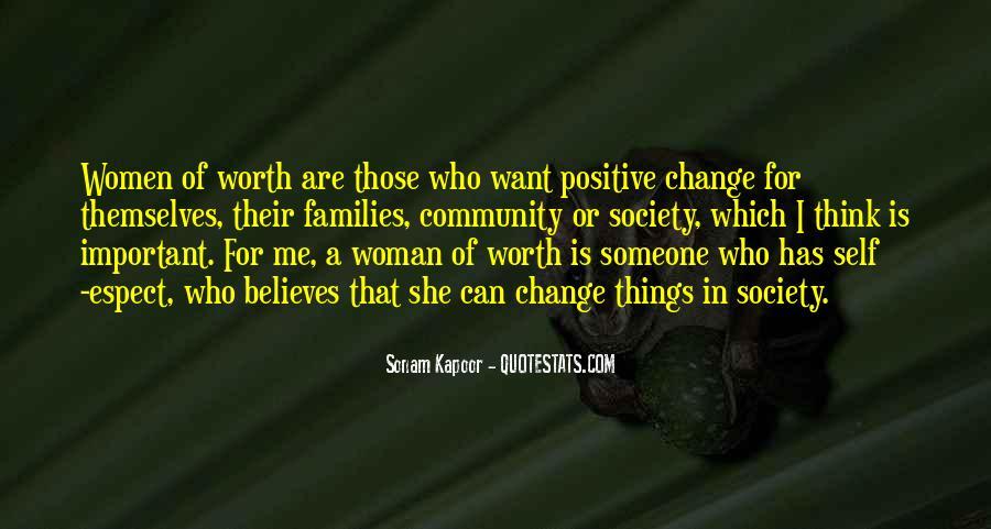 Someone Worth Quotes #126796