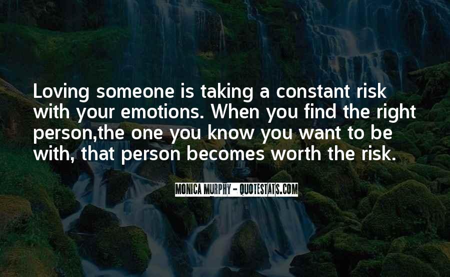 Someone Worth Quotes #259555