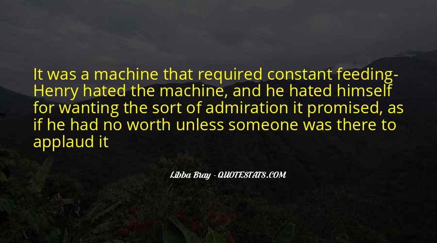 Someone Worth Quotes #268600