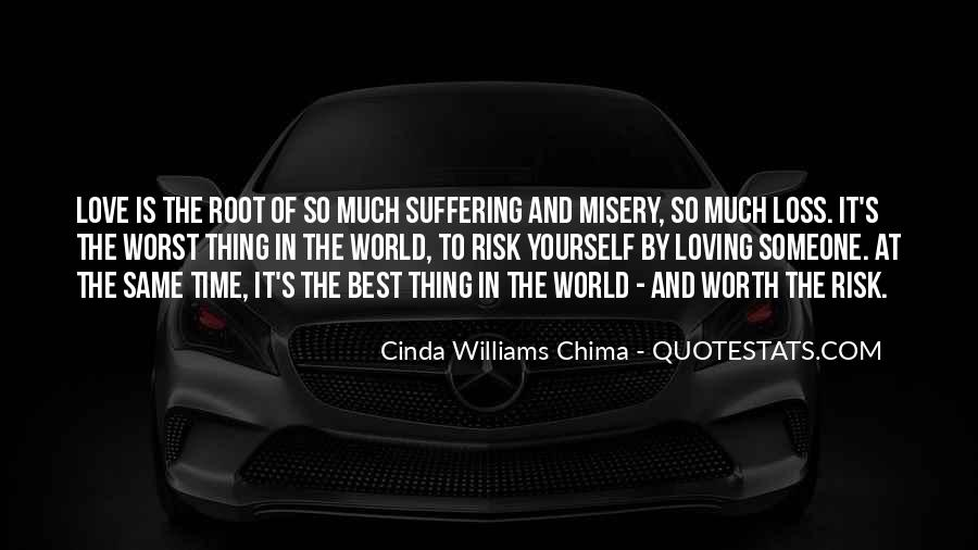 Someone Worth Quotes #301545
