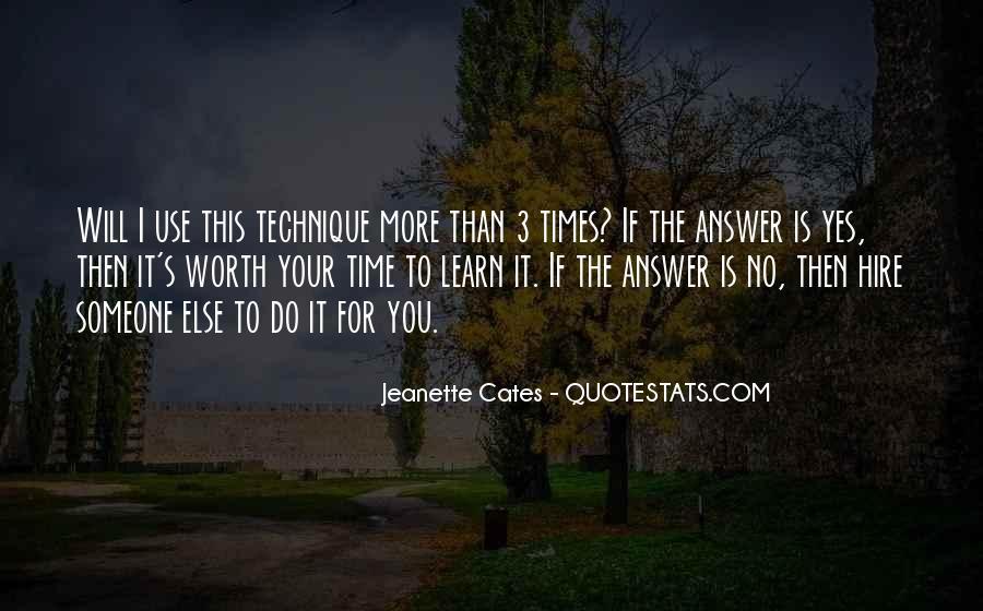Someone Worth Quotes #440257