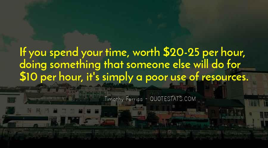 Someone Worth Quotes #492742