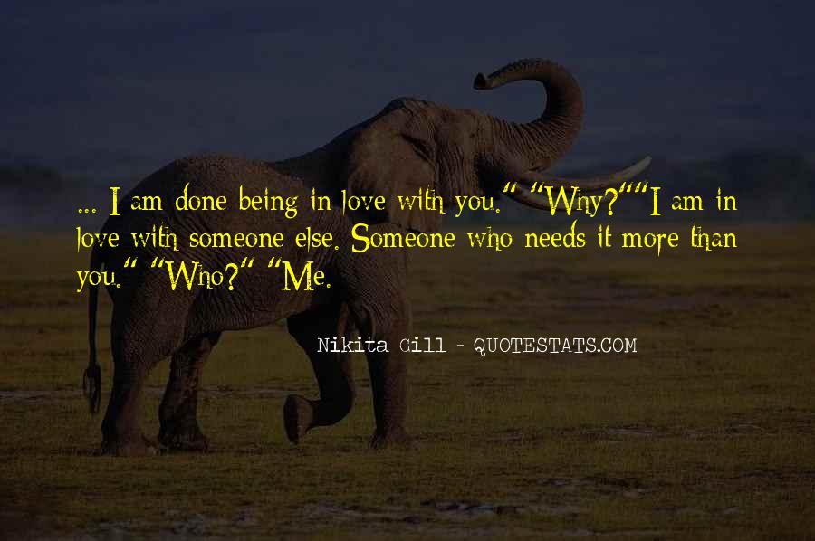 Someone Worth Quotes #497614