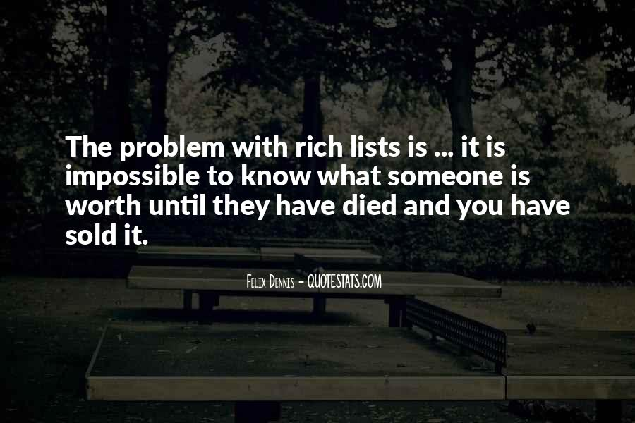 Someone Worth Quotes #608865