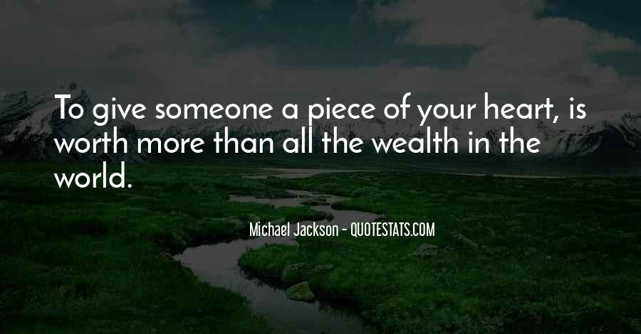 Someone Worth Quotes #619979