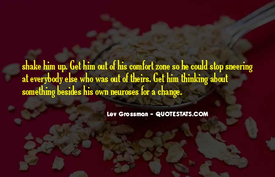 Something About Him Quotes #149453