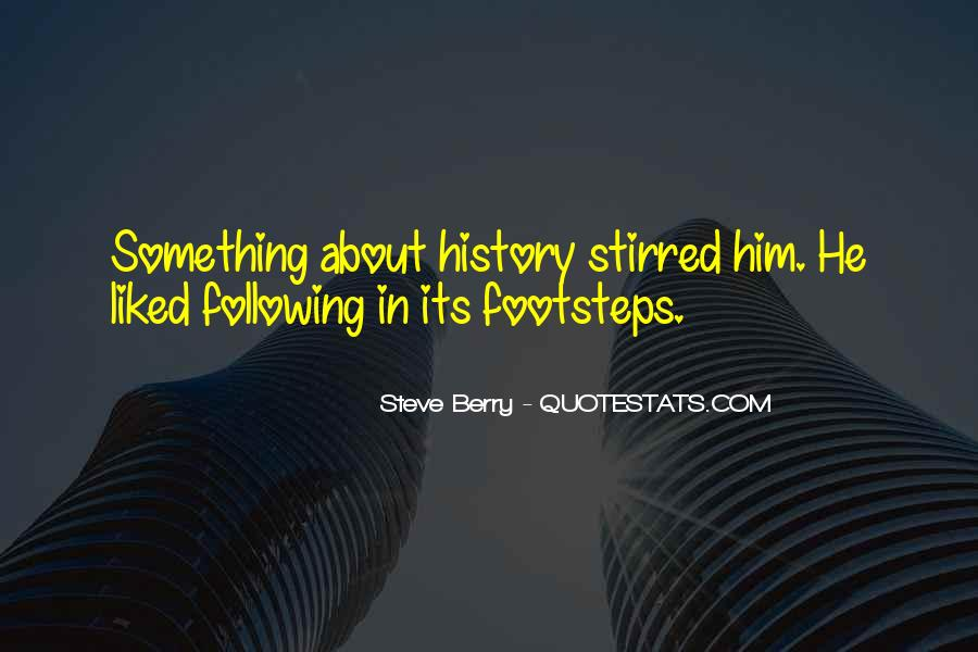 Something About Him Quotes #169009