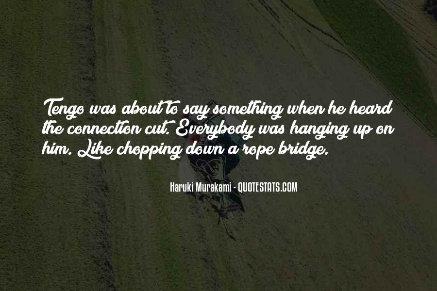 Something About Him Quotes #261228