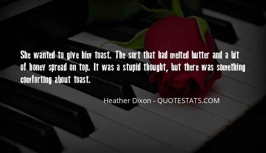 Something About Him Quotes #370024