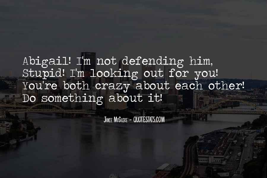 Something About Him Quotes #466606