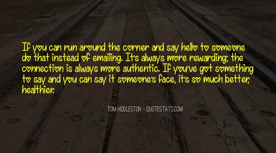 Something Around The Corner Quotes #184162