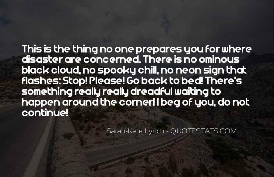Something Around The Corner Quotes #242553