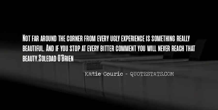 Something Around The Corner Quotes #394261