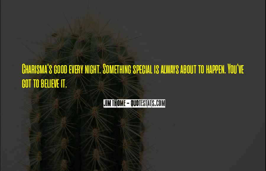 Something Special About You Quotes #1501172