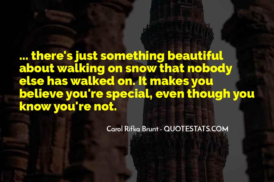 Something Special About You Quotes #334456