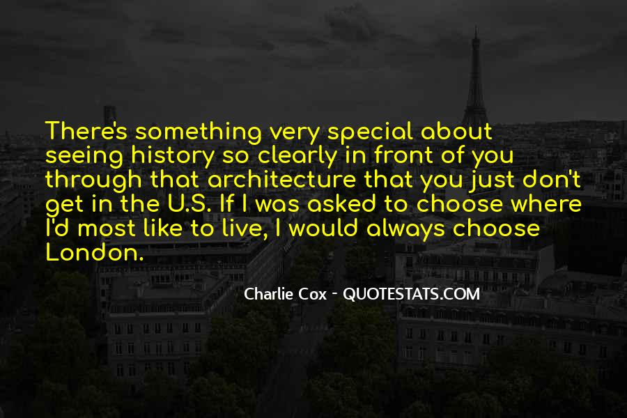 Something Special About You Quotes #340206