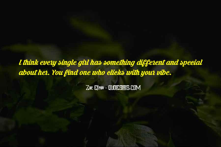 Something Special About You Quotes #48080