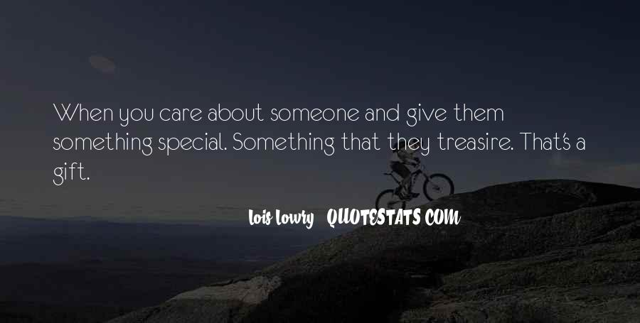 Something Special About You Quotes #554321