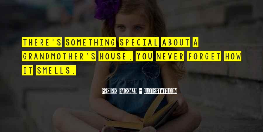 Something Special About You Quotes #593590