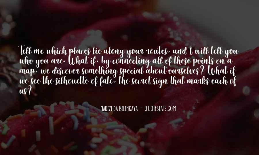 Something Special About You Quotes #754641