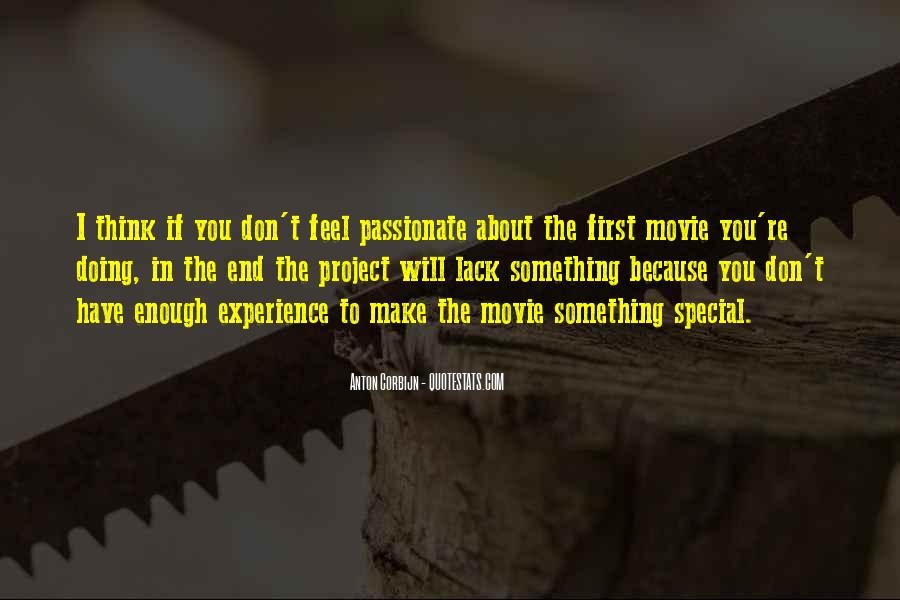 Something Special About You Quotes #793990