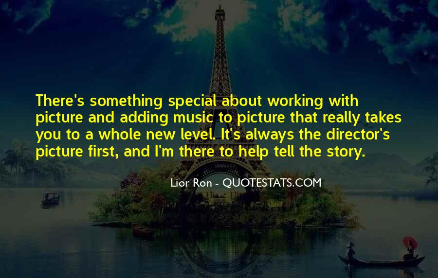 Something Special About You Quotes #848018