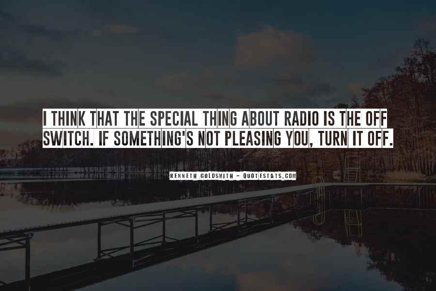 Something Special About You Quotes #905225