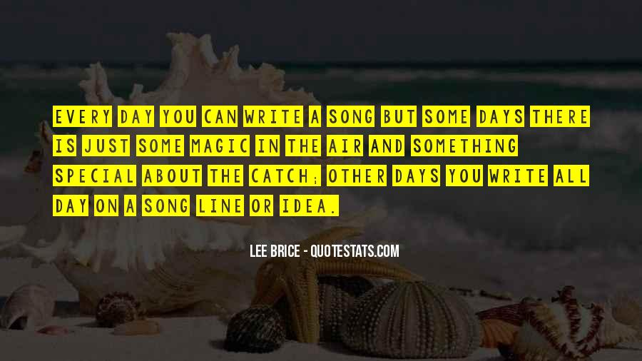 Something Special About You Quotes #951798